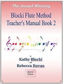 Blocki Flute Method - Teacher's Manual Book 2 - 2nd Ed.