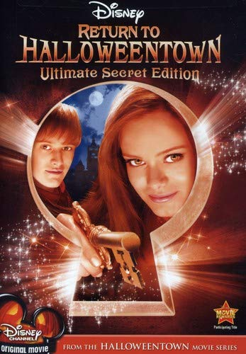 Return to Halloweentown [Reino Unido] [DVD]