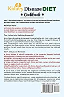 Kidney Disease Diet Cookbook: Delicious, Kidney-Friendly Meals To Manage Your Kidney Disease
