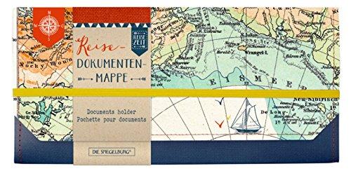 Reise-Dokumentenmappe Reisezeit