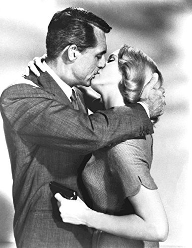 Gifts Delight Laminated 18x23 Poster Eva Marie Saint Cary Grant North by Northwest