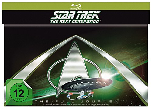 Star Trek: The Next Generation - Complete Box [Blu-ray] [Limited Edition]
