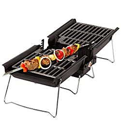 Son of Hibachi charcoal grill