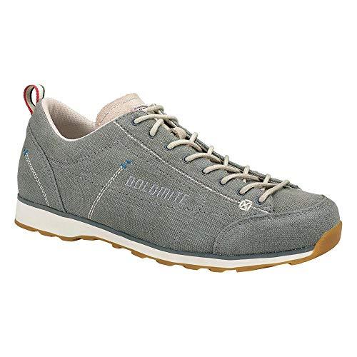 Dolomite Unisex-Erwachsene Zapato Cinquantaquattro Lh Canvas Sneaker, Anthr/Kann Sein, 44 EU