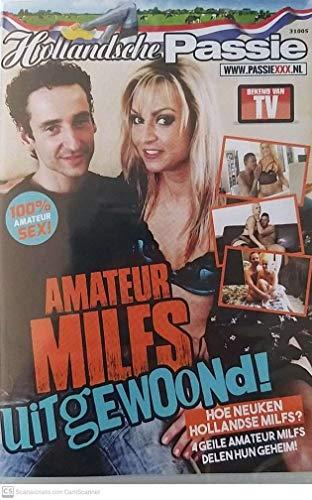 Sex DVD Amateur milfs uitgewoond HOLLANDSCHE PASSIE 31005