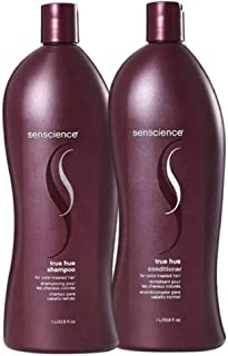 Senscience True Hue Kit Duo Shampoo Condicionador 1 litro