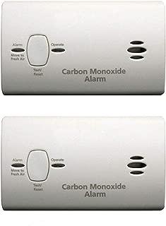 Kidde KN-COB-B-LP2 Carbon Monoxide Alarm,2-Pack