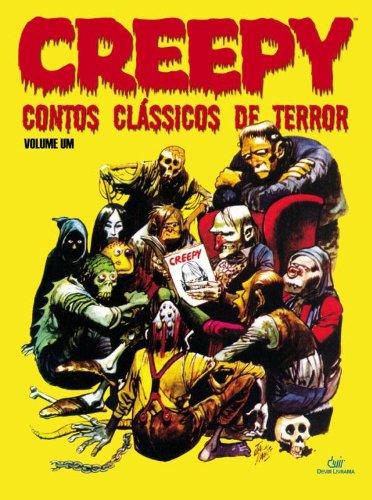 Creepy. Contos Classicos De Terror - Volume 1