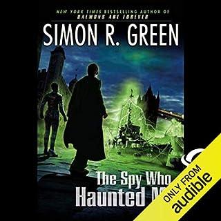 The Spy Who Haunted Me Titelbild