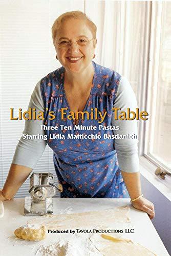 Lidia's Family Table - Three