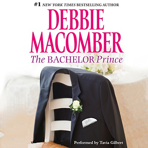 The Bachelor Prince cover art