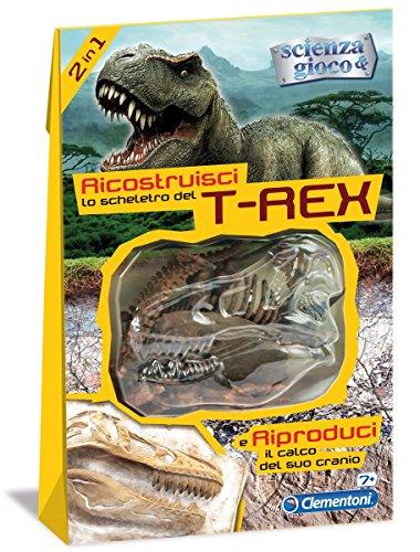 Clementoni - 52099-Fossile de T-Rex-Jeu scientifique