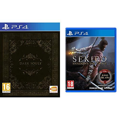 BANDAI NAMCO Entertainment Iberica Dark Souls Trilogy + Activision Blizzard Sekiro: Shadows Die Twice
