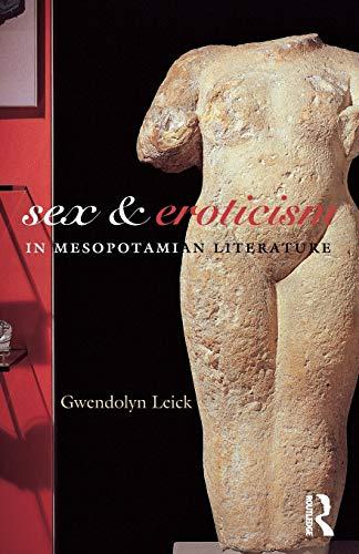 Sex & Eroticism in Mesopotamian Literature