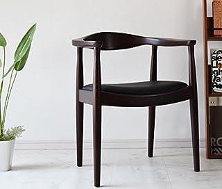 ABCインテリア ザ・チェアー the Chair ダークブラウン(DBR) リプロダクト品 デザイナーズ ハンス・J・ウェグナー 食堂 ダイニングチェアー ザチェアー ミッドセンチュリー 北欧 イス パーソナルチェア 椅子