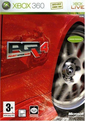 Project Gotham Racing 4 [Xbox 360] [Importado de Francia]