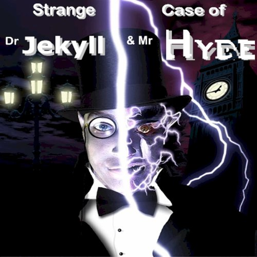 Strange Case of Dr Jekyll & Mr Hyde cover art