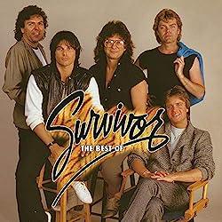 The Best Of Survivor-Greatest Hits (180 Gram Orange & Red Swirl Audiophile Vinyl/Limited Edition/Gatefold Cover & Poster)