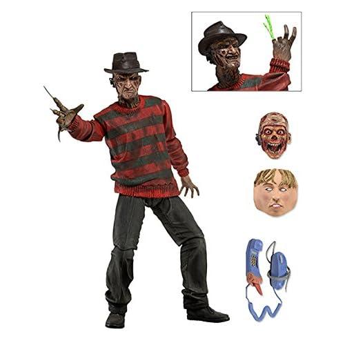 Desconocido Figura Freddy Krueger Pesadilla en ELM Street 18cm ...