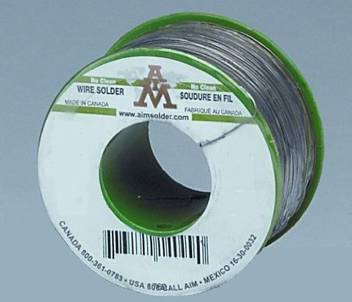 .020 Tin Lead Solder 1 LB Roll Circuit boards Etc For Electronic repair