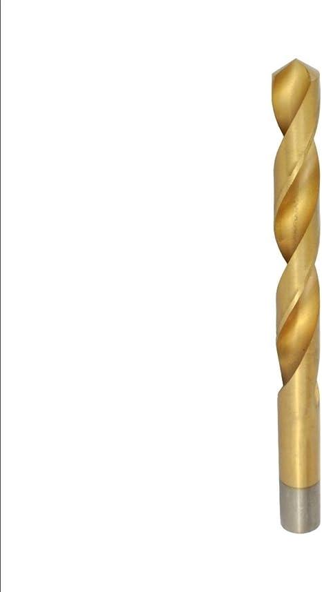 HSS-TiN Bohrer titannitriert Spiralbohrer Bohrer Stahlbohrer Metallbohrer Eisenbohrer /Ø 6,0 mm