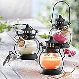 Weltbild Duftkerzen Mini-Laterne 3er-Set - Duftkerzen im Glas als Windlicht Outdoor Laternen für Draußen Frauen Geschenk Kerzen im Glas als Deko Frühling orientalische Deko Home Deko mit Duft - 4
