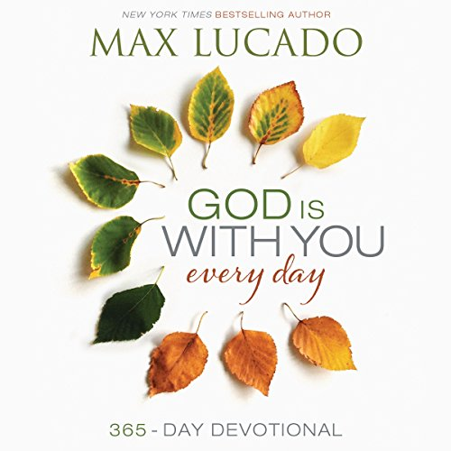 God Is with You Every Day: 365 Day Devotional