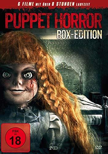 Puppet Horror Box-Edition (6 Filme/) [2 DVDs]