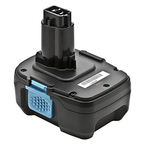 ExpertPower Replacement Battery for DeWalt DC9182, DC9181, DC9180, 18V XRP Lithium Ion fits All Dewalt 18 Volt Tools