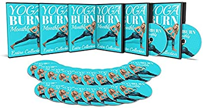 Yoga Burn Monthly Ultimate Collection