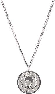 jinyi2016SHOP Necklace Womens Necklaces Mens Necklace Chain Titanium Steel Necklace Men's and Women's Chain Soil Necklace ...