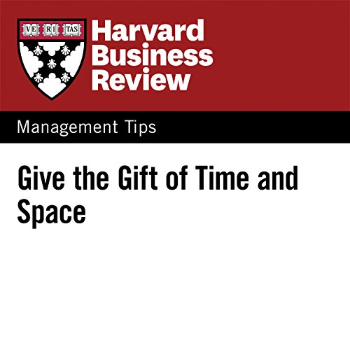 Give the Gift of Time and Space  By  cover art