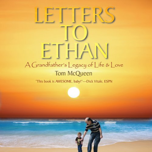 Letters to Ethan audiobook cover art
