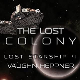 The Lost Colony cover art