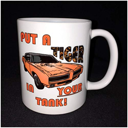 11 Ounces Coffee Mug, Coffee Mug 11Oz Hot Rod Custom Car Coffee Mug Gto Judge Poncho Street Rod Roadster