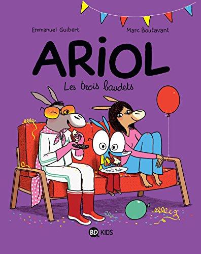 Ariol, Tome 08 : Les trois baudets
