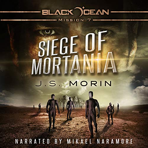 Couverture de Siege of Mortania: Mission 7