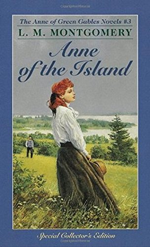 Image result for anne of the island book cover
