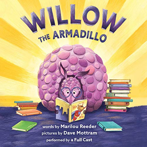 Willow the Armadillo cover art
