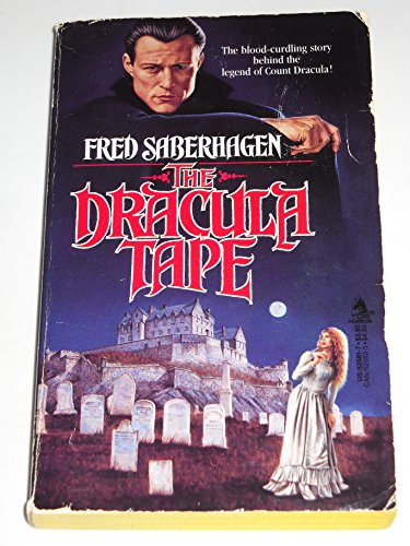 The Dracula Tape (The Dracula Series) 0812525817 Book Cover