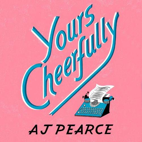 Yours Cheerfully cover art