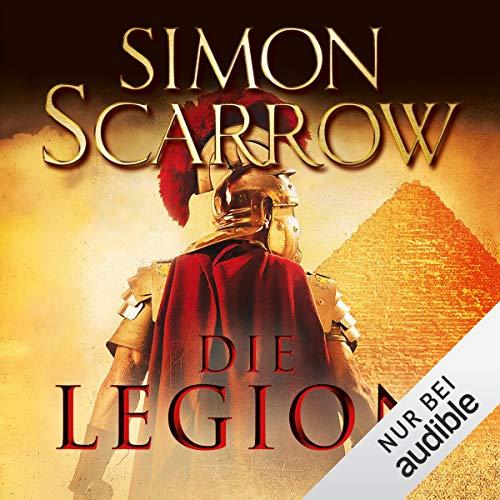 Die Legion audiobook cover art