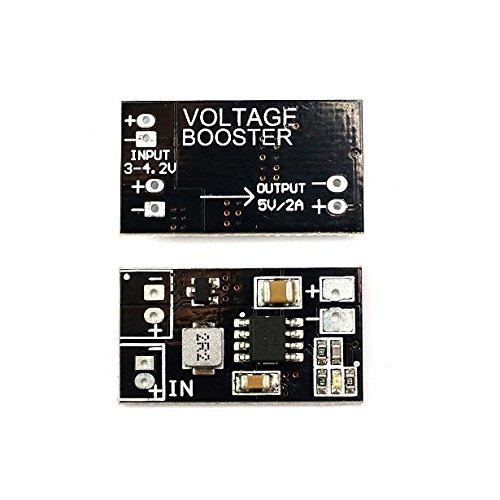 Bluelover Matek DC-DC Voltage Booster 1S Lipo À 5V Converter Step-Up Synchrone