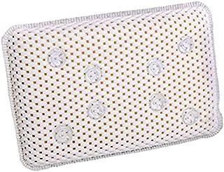 Trex125 Soft Bathtub Pillow Headrest Waterproof Bath Pillows Cushion Bathroom Accessories