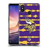 Head Case Designs sous Licence Officielle NFL Empreinte à Rayures à L'aquarelle Minnesota Vikings...