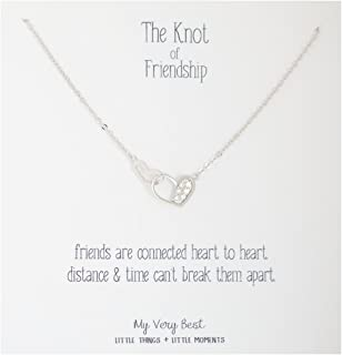 friendship necklaces with meaning