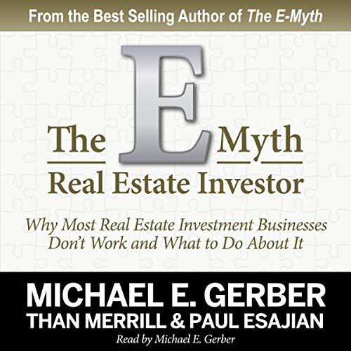 The E-Myth Real Estate Investor cover art