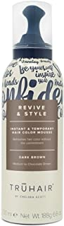 Revive & Style Mousse - Dark Brown