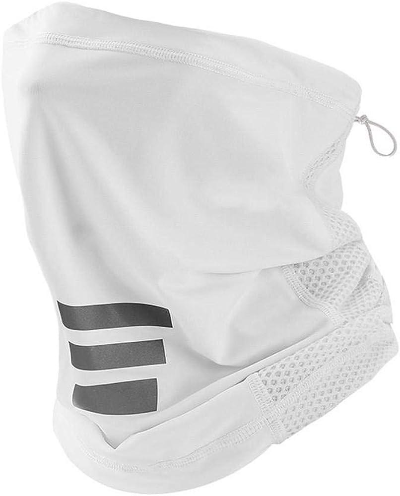 Sunscreen mask Summer ice Silk Turban Riding Magic Versatile bib Outdoor Bicycle Motorcycle Breathable Collar