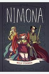 Nimona by Noelle Stevenson Paperback